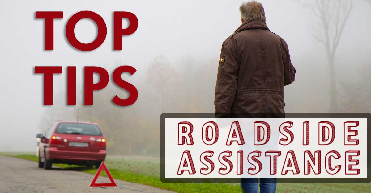 Roadside assistance tips for Calgary